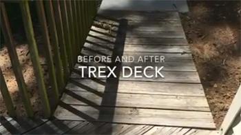 trex deck