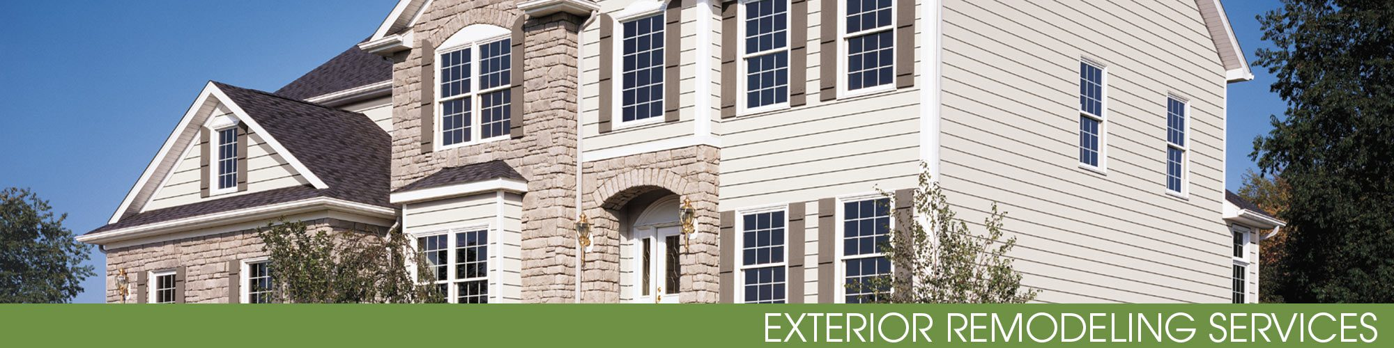 exterior remodeling Edwardsville il